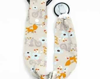 Stethoscope Cover, Medical Student, Nurse, Doctor, Medical Instruments, Stethoscope Accessories, Woodland Animals, Squirrels, Foxes, Bunnies
