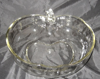 Apple Shaped Bowl Or Dish
