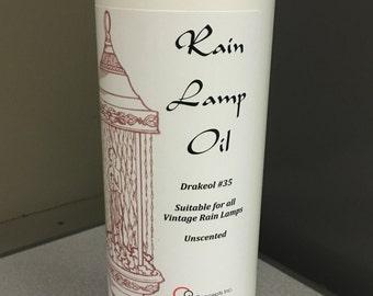 Rain Lamp Oil (Drakeol 35 Equivalent)