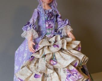 Mistique:  PDF Downloadable Cloth Doll making E-class Tutorial