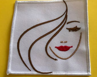 Glamour Girl Patch