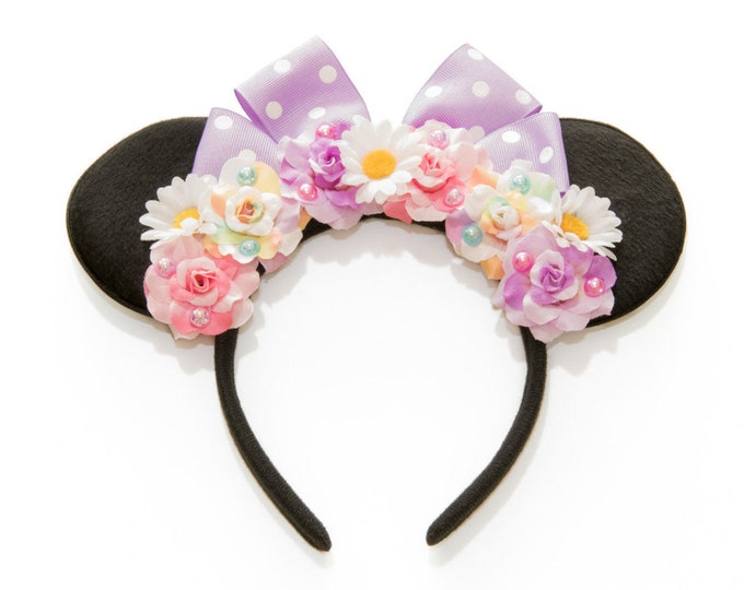 Daisy Duck Mouse Ears