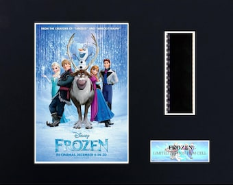 FROZEN (8 x 10) film cell