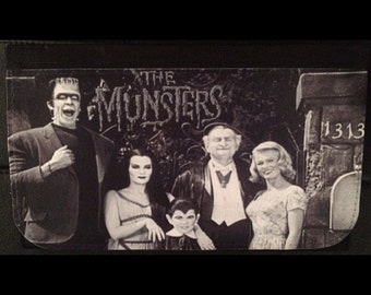 Ladies Munsters Wallet