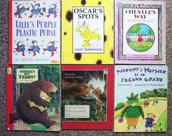 Childrens Book Lot - 1980s Collection - East of the Sun West of the Moon, Roger Loses his Marbles, Where's my Teddy, Chesters Way - 12 Books
