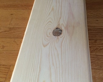 """8"""" x 24"""" x 1"""" blank sign, Wood sign, wood blanks, blank wood, unfinished sign blanks, unfinished wood, pine blank, unfinished pine, DIY"""