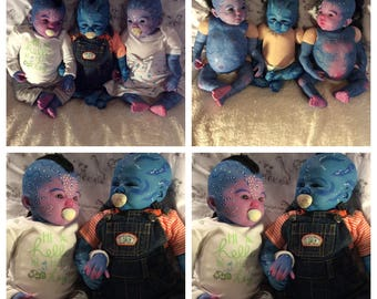 Reborn Avatar- Custom Made To Order Reborn Baby PAYMENT PLAN AVAILABLE