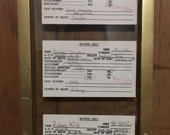 1990 Autopsy Cards