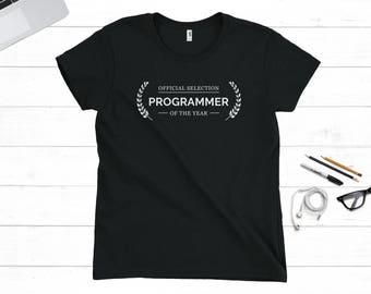 Gift for Programmer, Programmer T-Shirt, Gift for Programmer, Gift for a Computer Geek, Gift for Coder, Software Engineer Tee