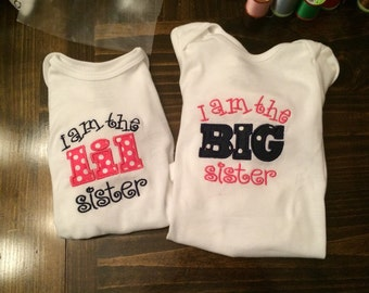 Big sister/brother and lil sister/brother set