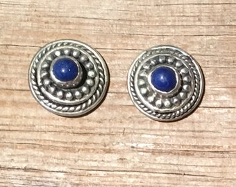 earrings rutile photo post stud il fullxfull gallery lapis quartz listing golden