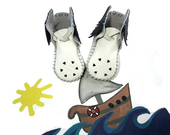 Gypsy Sailor Leather Baby Shoes & Moccs