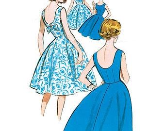 Butterick Pattern B5748 Misses'/Misses' Petite Dress