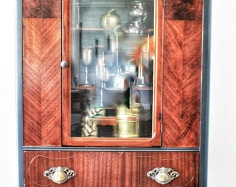 Art deco Vintage 1930s buffet & sideboard