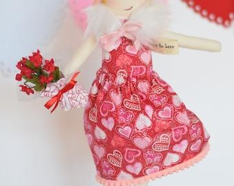 Valentine Handmade Doll