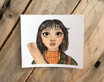 Here's Wendy! The Shining Vinyl Sticker