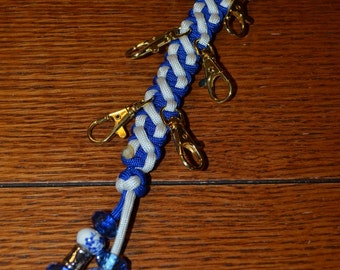 Paracord Cheer Bow Holder