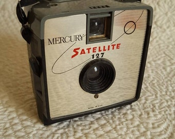 Mercury Satellite 127 1960's  Vintage Camera