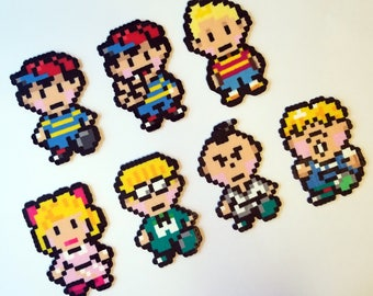 Earthbound Sprites