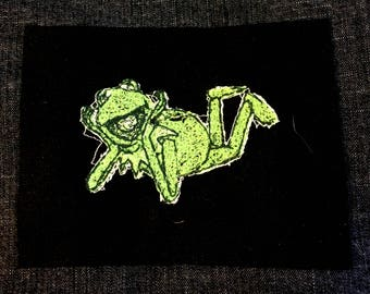 Kermit the Frog Patch