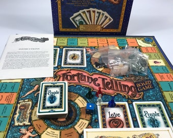 The Original Fortune Telling Game By Jennifer Sands 1996 Psychic
