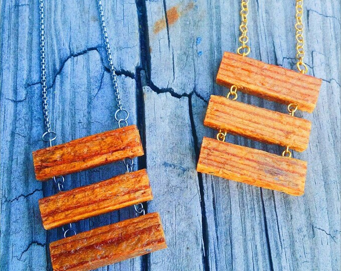 Necklace - RECLAIMED STANDARD - The Ladder