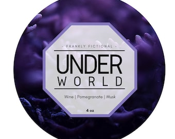 Underworld | Greek Mythology Inspired Soy Candle