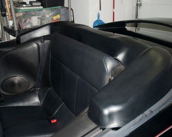 MITSUBISHI ECLIPSE Convertible Top Boot Cover (Local pickup suggested / NJ)