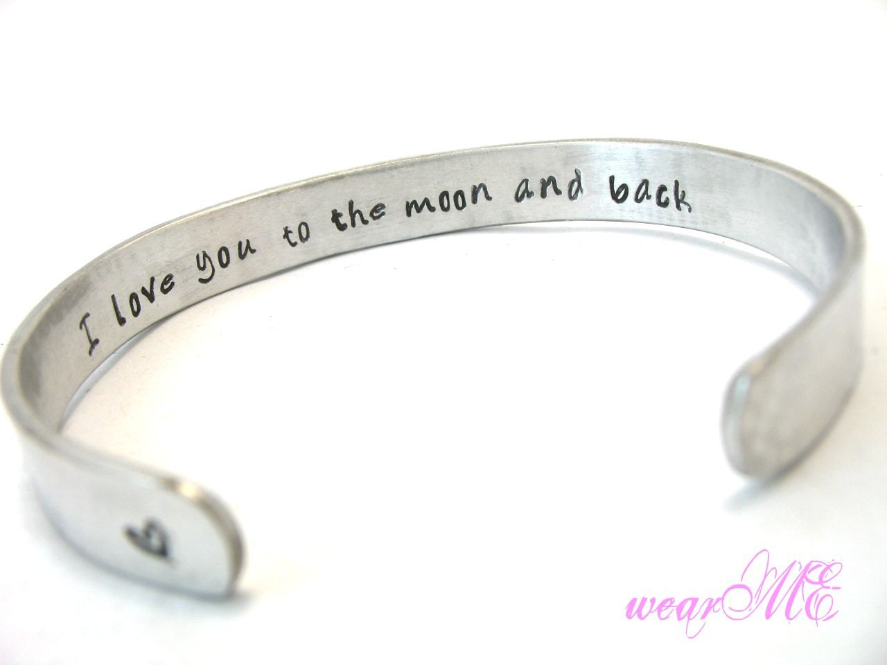 infinity anniversary wedding bangle sterling silver bracelets media present bracelet bangles date personalized