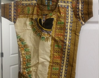 African Shirt and pant set
