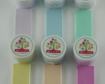 Resin Opaque Pastel Pigments