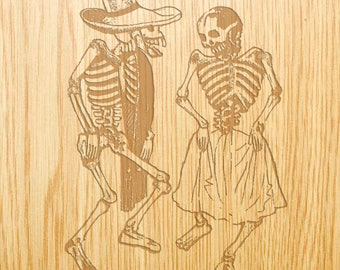 Dancing Skeletons - Image Design Library