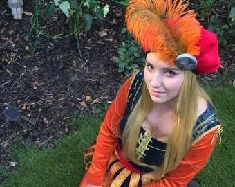Priscilla Witcher cosplay