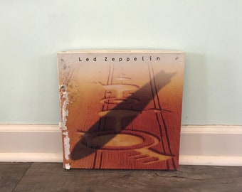 "Led Zeppelin ""Led Zeppelin"" 4 cassette set"