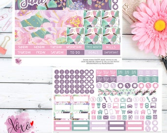 Butterfly Monthly Kit for your TN B6 Annie Plans Inserts