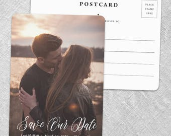 Together Forever - Postcard - Save-the-Date