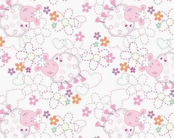 Little lamb- Pink