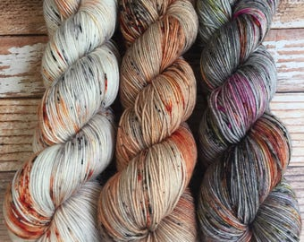 PREORDER - Free Your Fade Kit - Phoenix - Hand Dyed Yarn