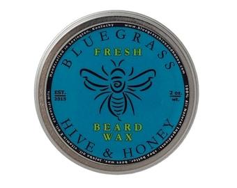 Natural Beard Wax - Fresh Scent