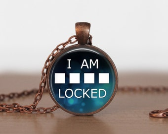 Sherlock  pendant  sherlock jewelry