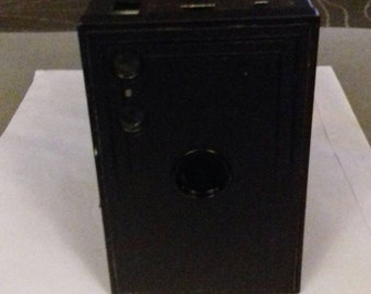Vintage Camera - Brownie No 2A 116