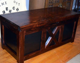 Large Cedar Chest, Hope Chest, Blanket Chest