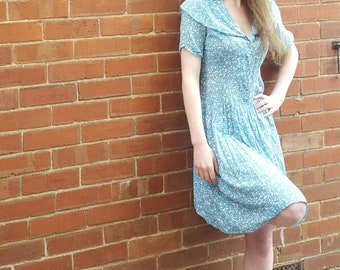 Handmade 50's Tea Dress