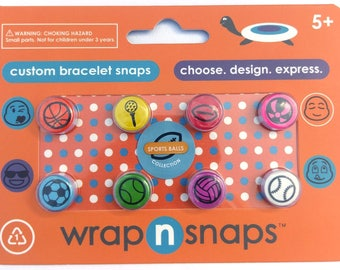 Sports Balls Snap Collection