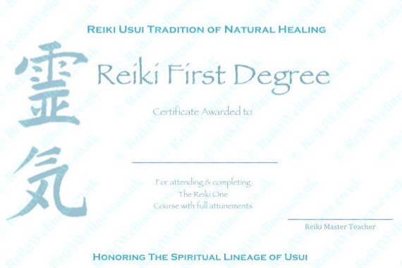 Reiki certificates for sale eczalinf reiki certificates for sale yelopaper Images