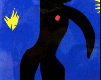 Vintage Blank Book,Matisse Art Sketchbook,Journal,Art Cover,Gift for Woman, Gift for Men
