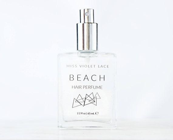 Beach Hair Perfume coconut perfume 100% natural vegan and
