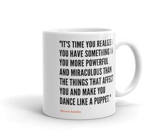 Stoic Wisdom Coffee Mug