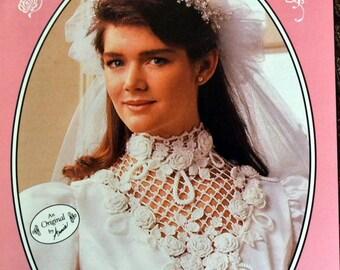 Crochet Patterns Wedding Collar by Annie's Attic