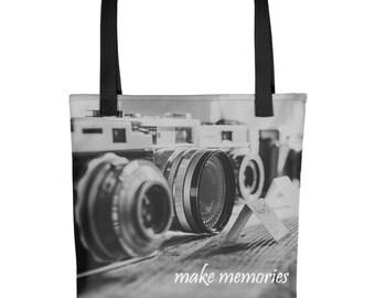 Make Memories Tote bag